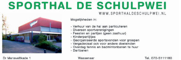 Sporthal de schulpwei