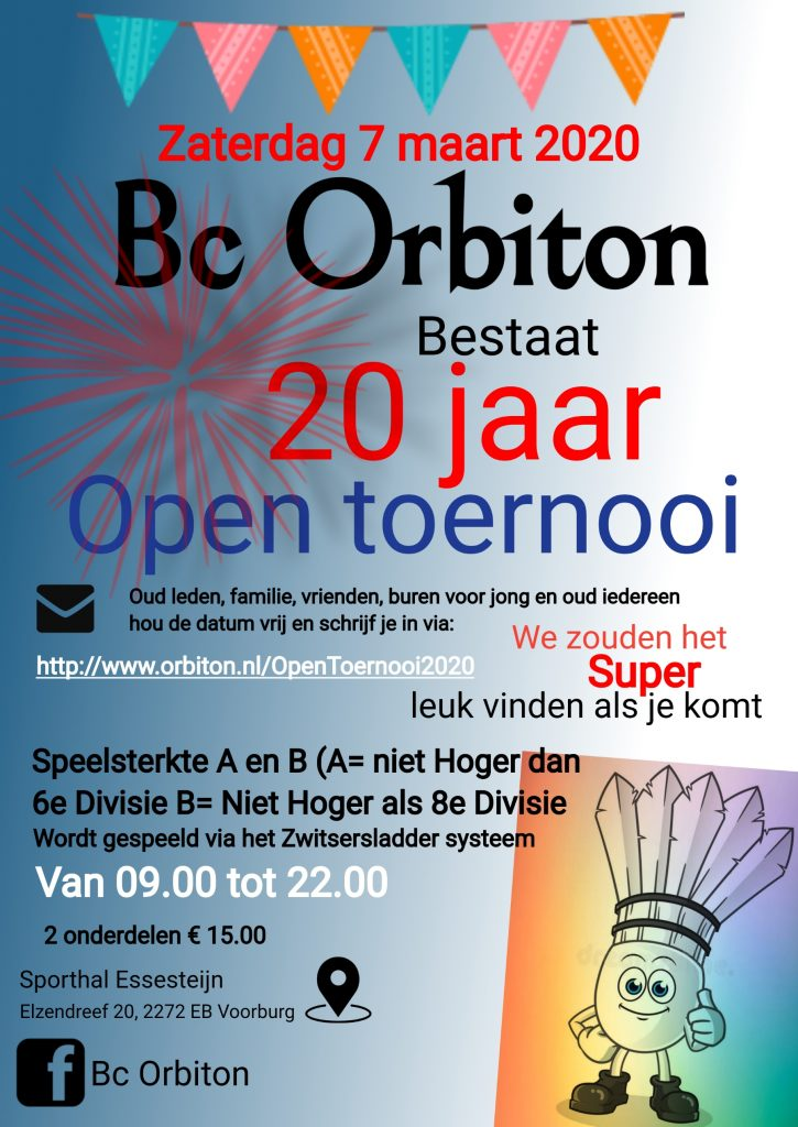 Orbitonposter